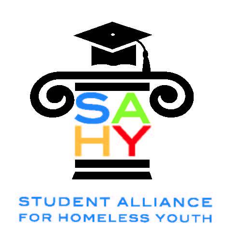 Student Alliance for Homeless Youth logo.