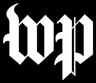 Washington Post WP logo