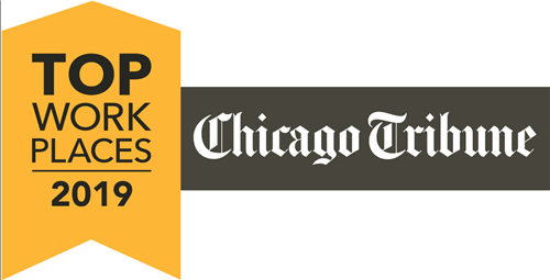 Top Work Places 2019 - Chicago Tribune