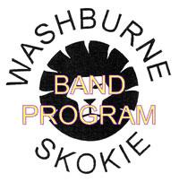 Washburne Skokie Band Logo